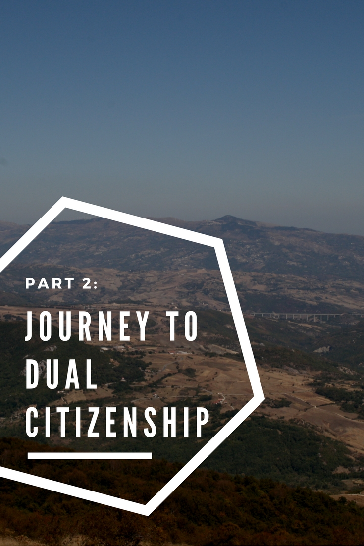 Part 2: Journey to Dual Citizenship - The Passport Kids