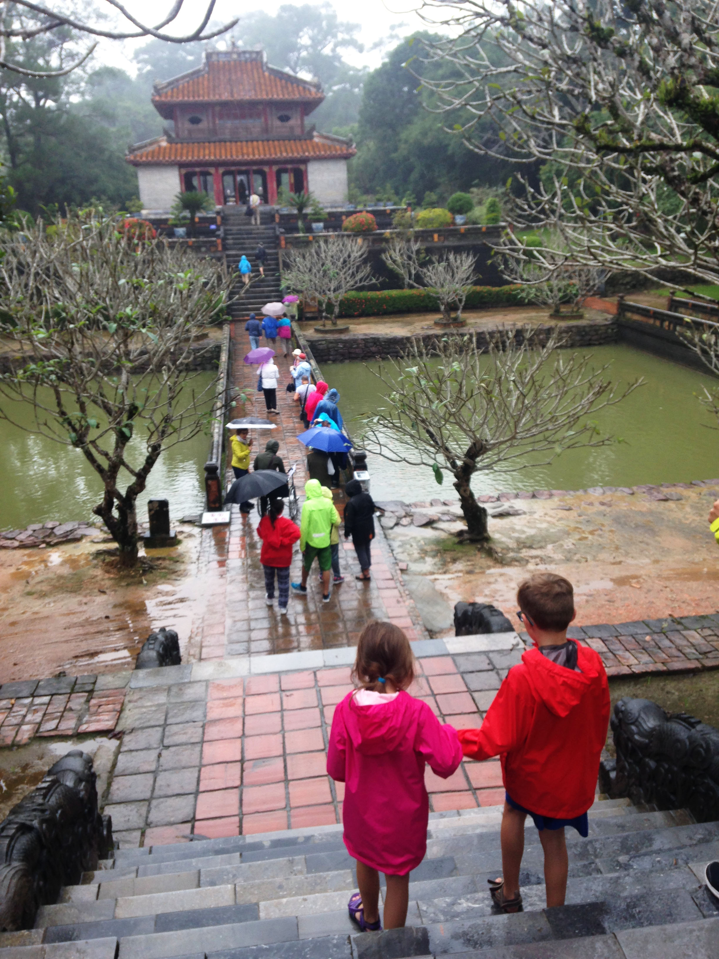 Where to relax in Vietnam with children 92