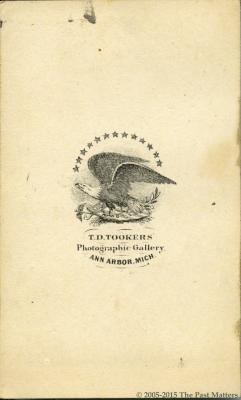 Appalonia M. (Torrey) Thompson about 1862