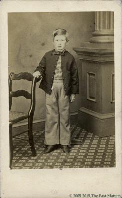 Albert J. Volland about 1863