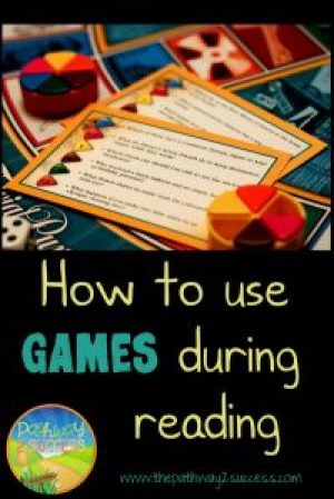 Using Games During Reading