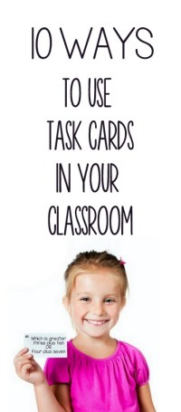Using Task Cards