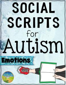 Social Scripts for Autism