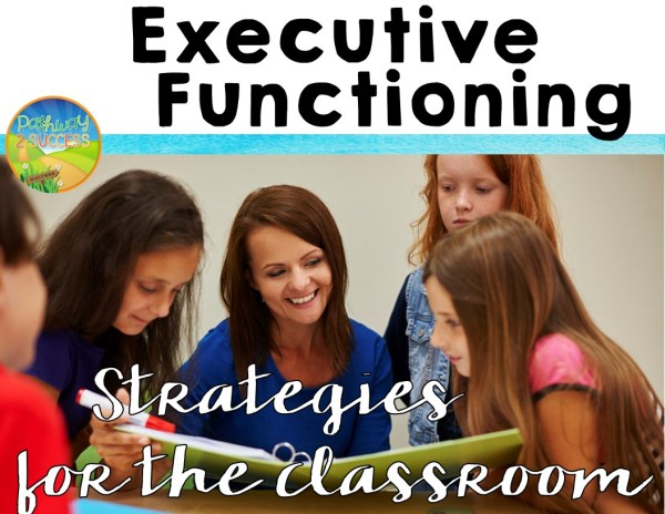 Executive Functioning Strategies for the Classroom