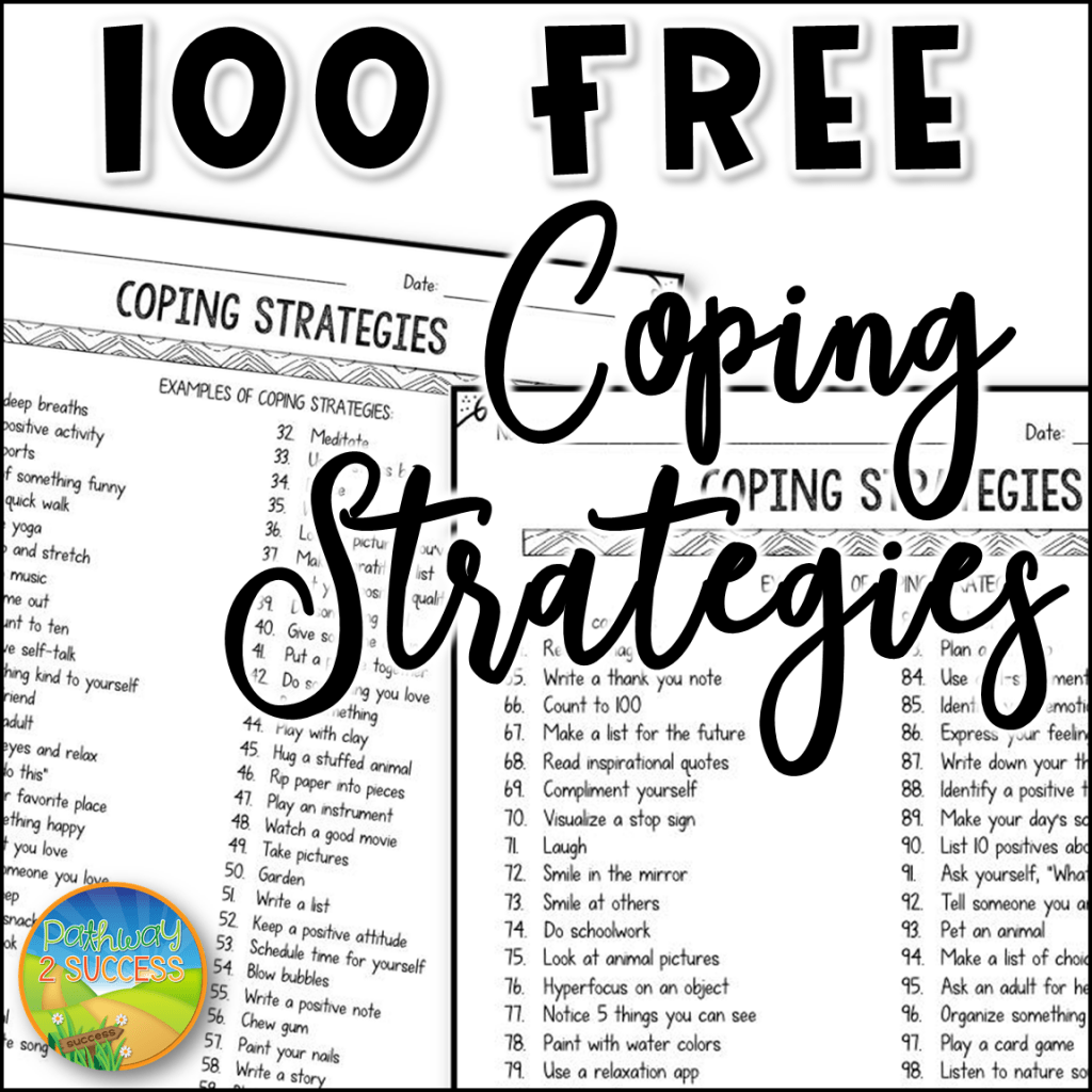 100 Coping Strategies for Anger, Anxiety, and More