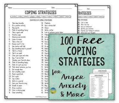 Coping Strategies FREE