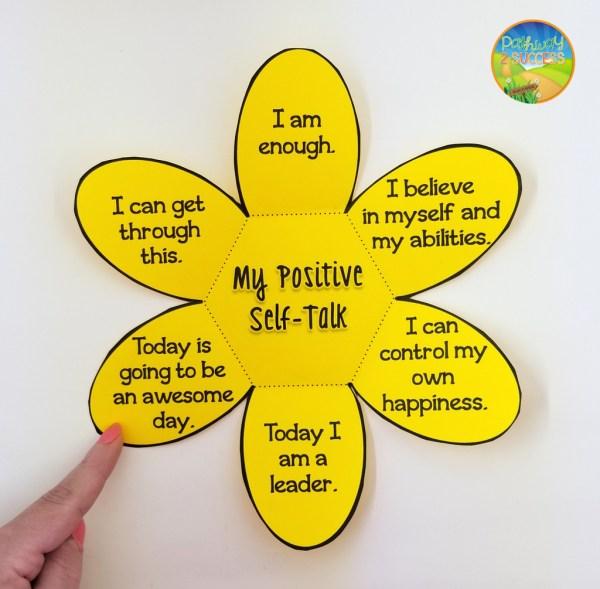 Positive Affirmations for Mindfulness