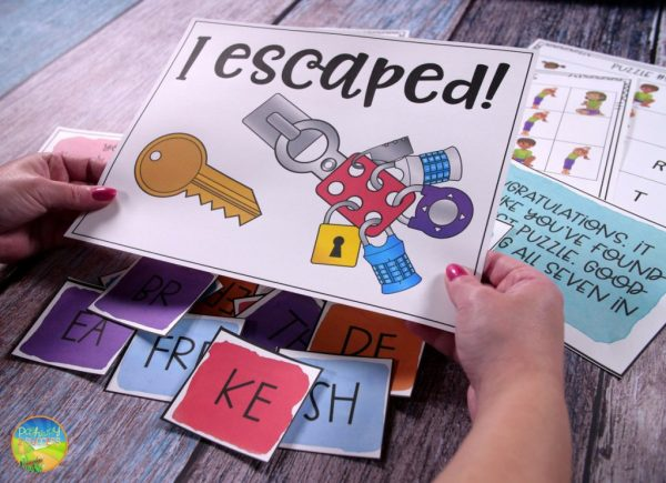Escape Room Challenges for Kids