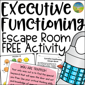 Use this free escape room activity to build your own DIY escape room challenges for kids and young adults. These are the perfect challenges and puzzles to teach kids critical skills in a fun and interactive way.