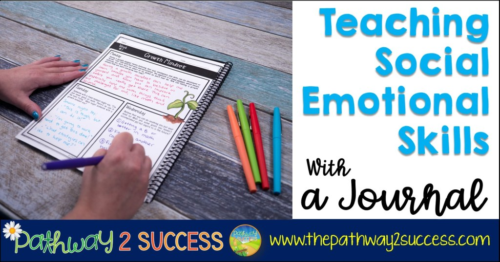 Teaching SEL With a Journal