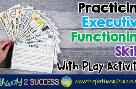 Practicing Executive Functioning Skills with Play Activities