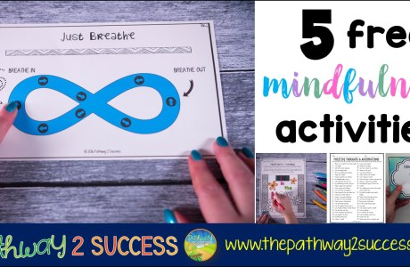 5 FREE Mindfulness Activities