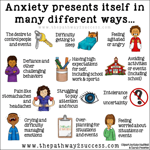Helping Kids with Feelings of Anxiety & Worry - The ...