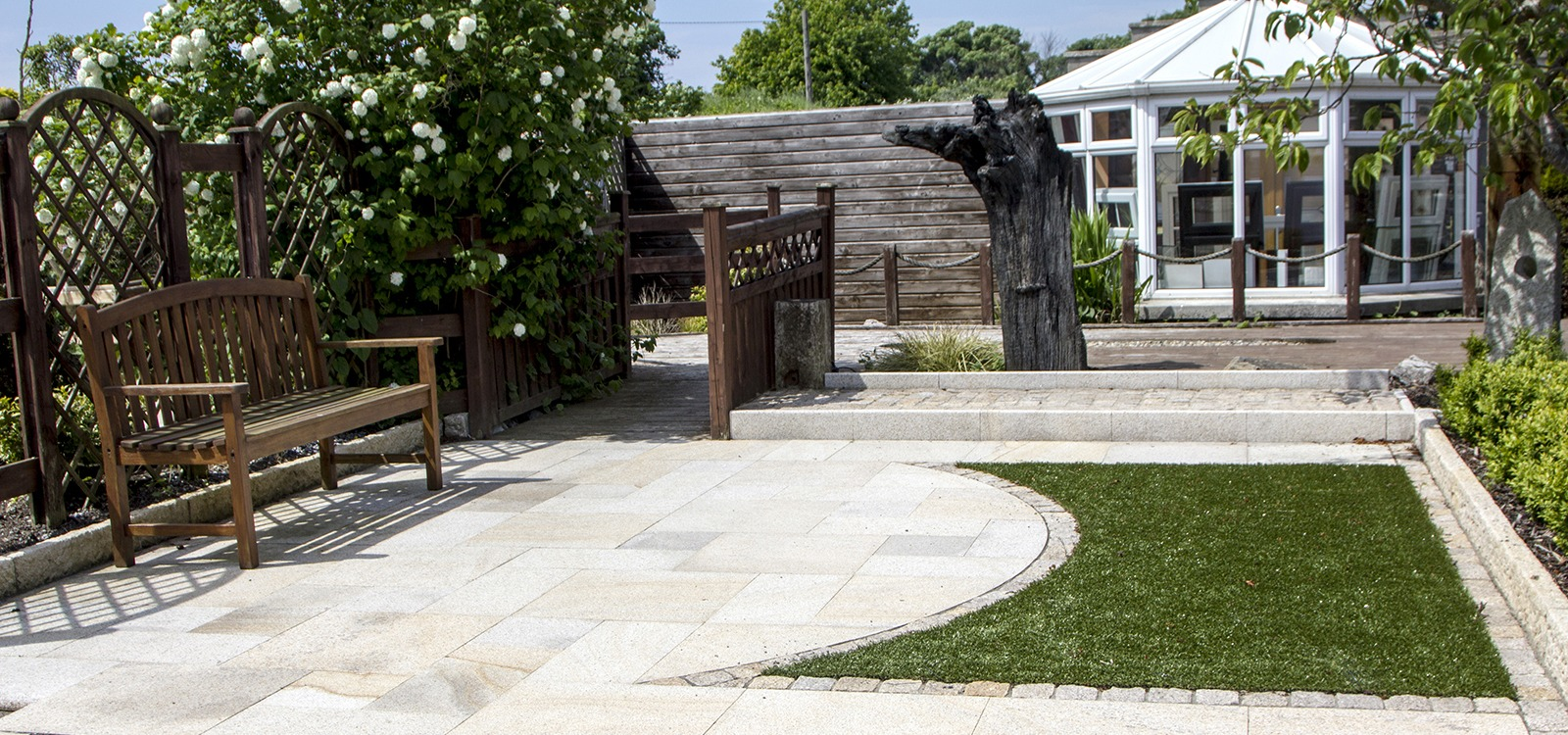 Breslin Paving - The Patio Centre