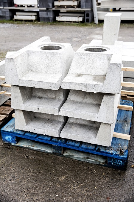 Precast Concrete Products, Breslin, Balgriffin