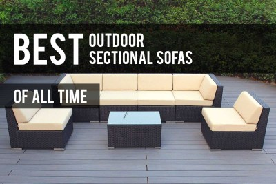 Best Outdoor Sectional Sofas