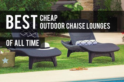 Best Cheap Outdoor Chaise Lounge Chairs 2019 Reviews The Patio Pro