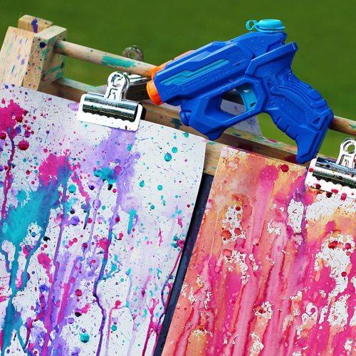 Summer Fun Kids Crafts