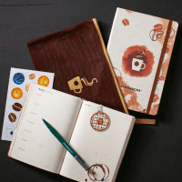 The 2017 Starbucks Planner