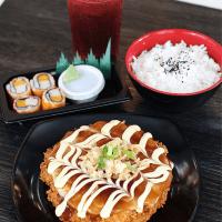 Chicken-nomiyaki from Tokyo Tokyo