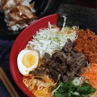 Sriracha Beef Ramen from Tokyo Tokyo