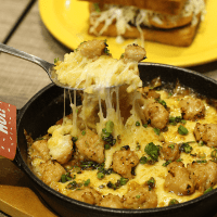 Satisfy Your Cheese Cravings at Tori Chizu Megamall