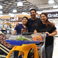 We Love Grocery Shopping at Shopwise Alabang!