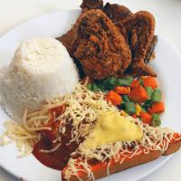 Baguio Eats: Glenn 50's Diner