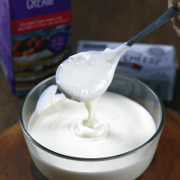 Keto Cream Cheese Topping for Milk Tea