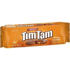 Arnott's Tim Tam Chewy Caramel