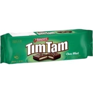 Arnott's Tim Tam choc mint
