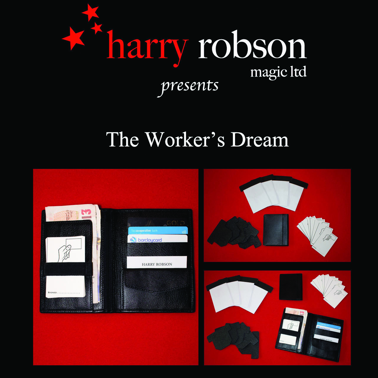 The Worker's Dream Wallet – Harry Robson