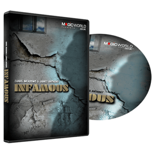 Infamous – Daniel Meadows & James Anthony