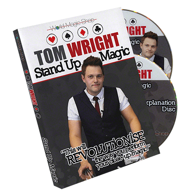 Stand Up Magic by Tom Wright