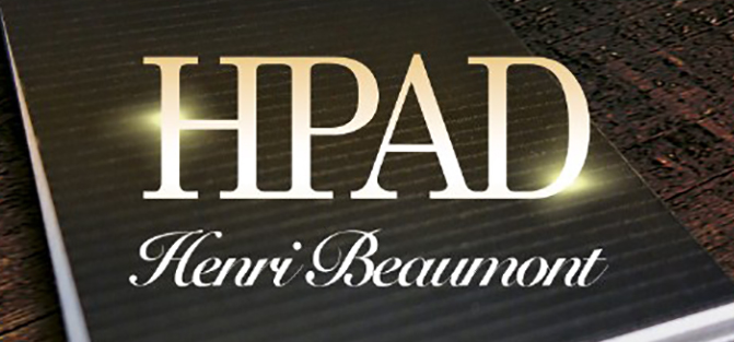 HPad by Henri Beaumont
