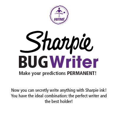 Sharpie Bug Writer by Vernet Magic