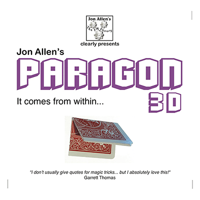 Paragon 3D by Jon Allen