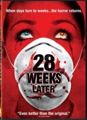 28 Weeks Later Book Cover