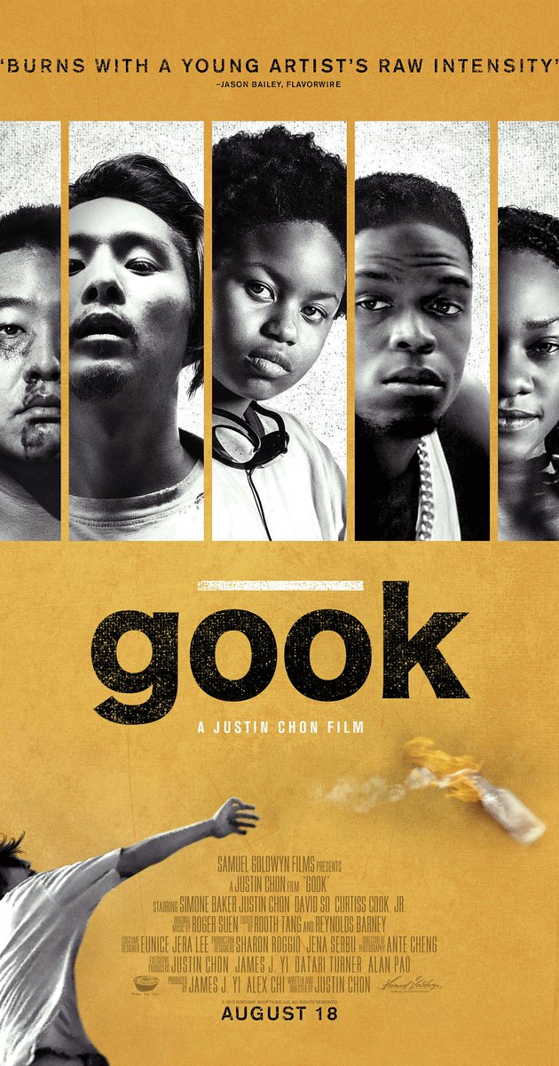 Gook Book Cover