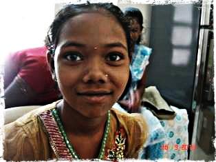 Nandini aged 10