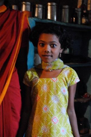 Nandini aged 8