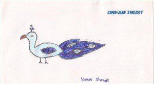 karan's drawing