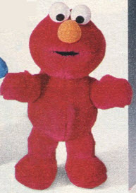 1996 Popular boys and girls toys from the Nineties including Tickle     Tickle Me Elmo From The 1990s