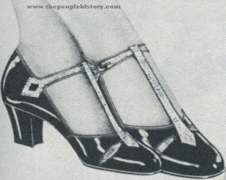 Image result for 1920s t strap shoes vintage photo
