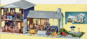 Popular Boys And Girls Toys From 1959 In The Fifties Including Little Miss Revlon Doll And