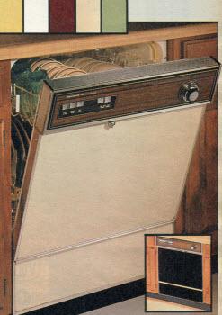 1980 Under Counter Dishwasher