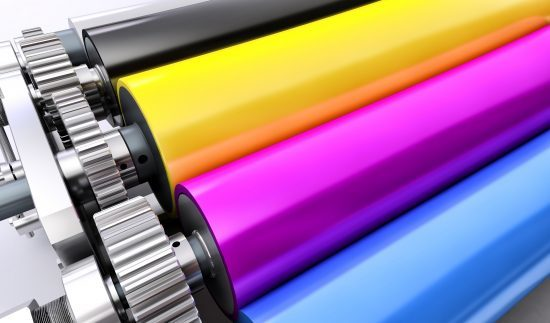 Photo: iStock.  And we still use the same four colours!