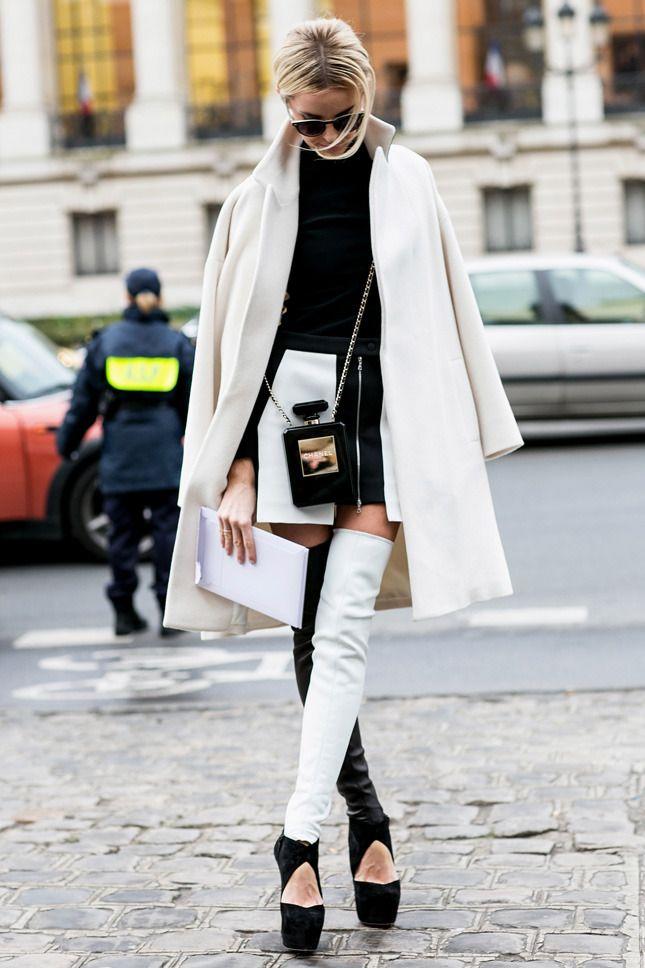 over the shoulder spring coat trend1