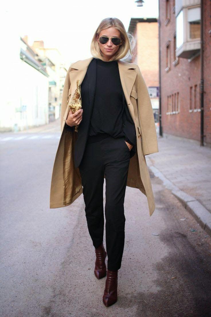 over the shoulder spring coat trend4