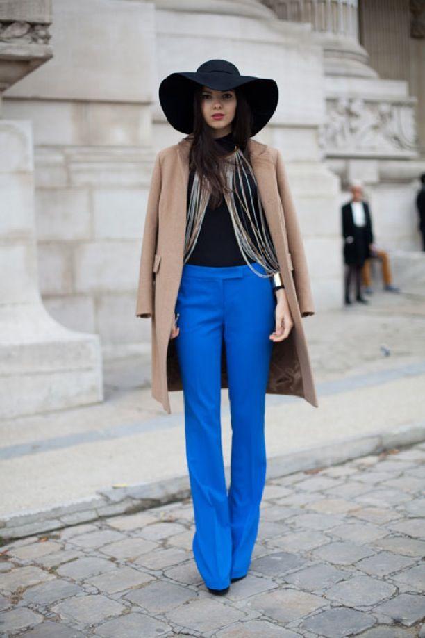 over the shoulder spring coat trend7